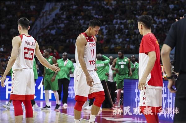 中国男篮排名世界杯第24创最差纪录