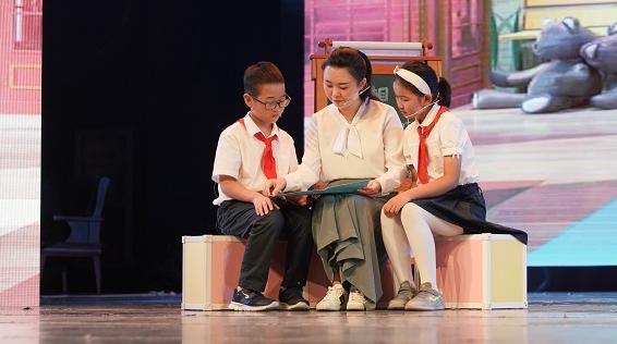 """庆祝第35个教师节 师心不悔培育新一代""""上善""""青浦人"""