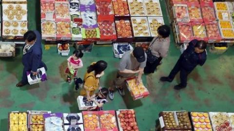 韩国上班族中秋节平均休3.6天 预计花费46.7万韩元