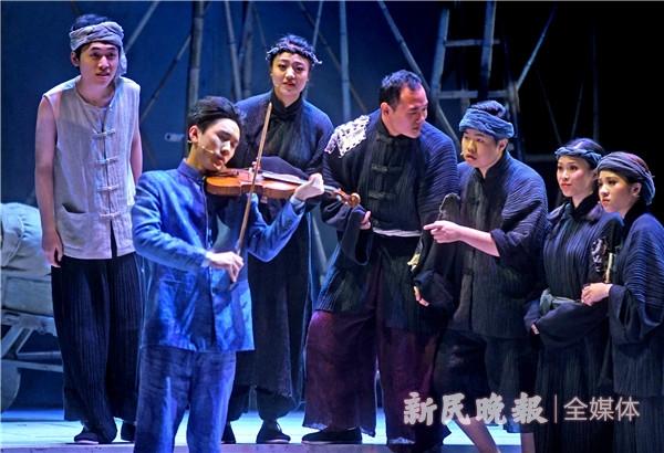 听听有挑战的声音 第十二届上海当代音乐周本周开幕