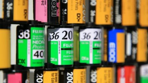 巴黎最后一家胶卷相机器材专卖店即将永久关闭