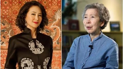 """""""把香港的情况如实讲出来"""":何超琼、伍淑清在联合国发声"""