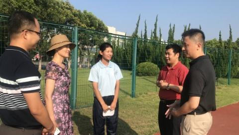 多方援手 新疆姑娘终在上海圆大学梦