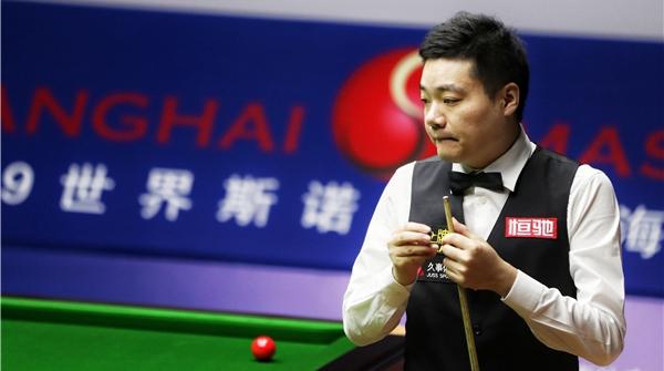 上海大师赛提前出局后,丁俊晖谈斯诺克未来:希望其他国手能夺冠