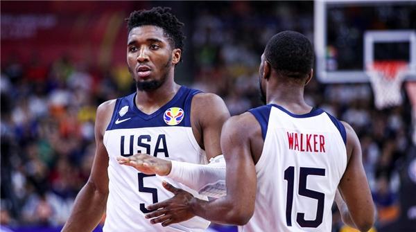 美国男篮重蹈中国队覆辙!发球怎么就成了世界级难题?