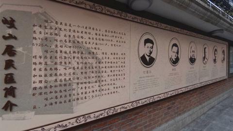 为一个人 逛一座城   施蛰存 从松江走出的大作家
