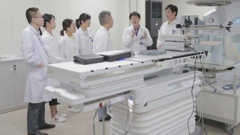 国内首个面向Ⅲ期肺癌患者的专题门诊在上海市胸科医院成立