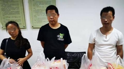 """黄浦警方严厉打击倒卖月饼票的""""黄牛"""