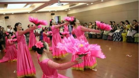 新疆、西藏、青海三地少数民族妇女交流活动在沪举办