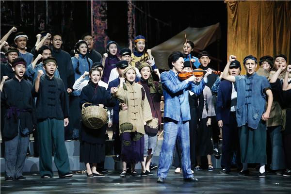 """上音歌剧院昨晚""""开台"""",上海多了一座有温度的百姓艺术殿堂"""