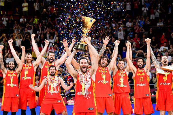 世界杯给中国篮球留下了什么?