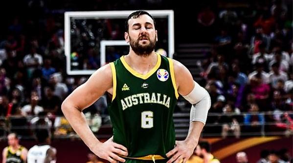 世界杯输球后辱骂国际篮联 澳大利亚篮球明星博古特被纪律调查