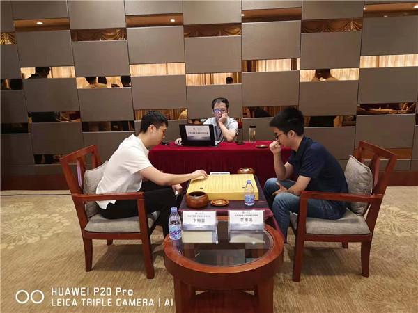 华为手机杯围甲联赛季后赛 上海建桥5比3险胜江西进六强