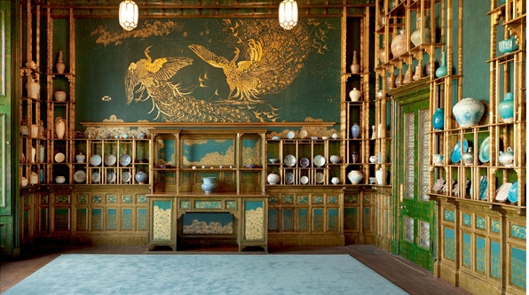 一百多年前,美国人如何收藏中国艺术品?