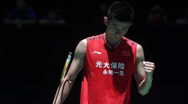 中国羽毛球公开赛上午揭幕  谌龙首战险胜马来西亚选手李梓嘉