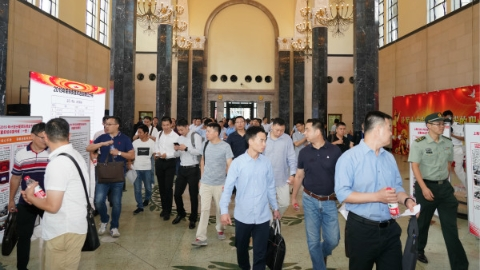 2019年上海市军转安置双向选择分配会举行   250多家接收安置单位参加