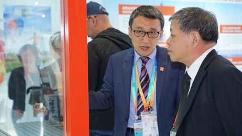 100展商100期待|SGS中国区总裁杜佳斌:进博会和我们发展理念不谋而合