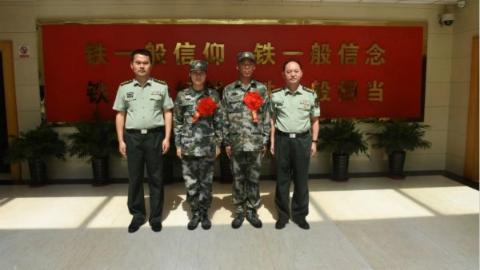 携笔从戎立志报国 青浦2名在校大学生新兵即将远赴雪域高原西藏为国戍边
