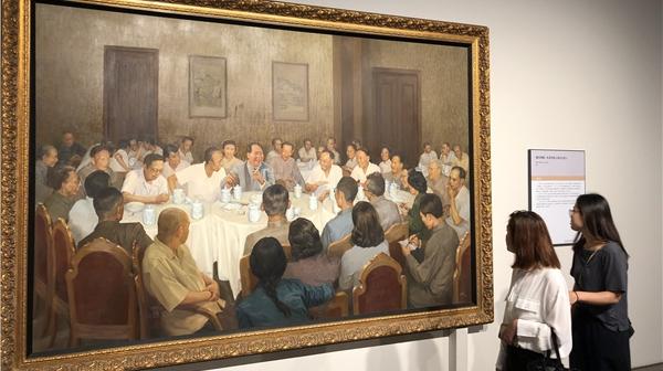 这170件艺术作品,从小切口中打开了大时代的生活画卷