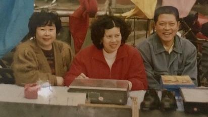邻距离|晒晒我家老照片:彭浦新村集市的校秤