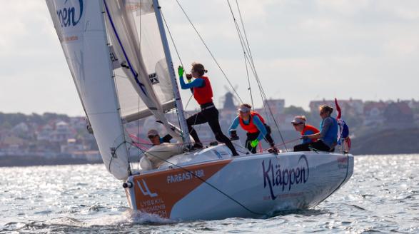 滴水湖扬帆预备!全球第一的女子帆船对抗赛即将登陆上海