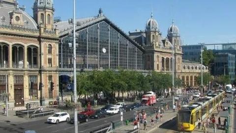 四海城事 | 布达佩斯西火车站启动翻新工程