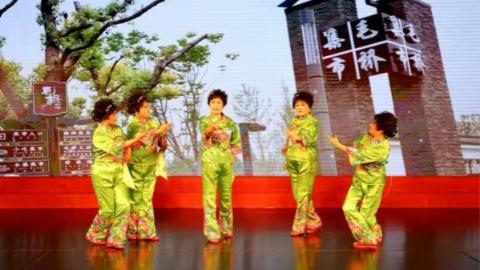 """庆祝新中国成立70周年 嘉定华亭唱响""""好声音"""""""