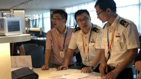 """让旅客""""吃的好 买得欢"""" 上海海关助力餐饮企业顺利入驻浦东机场卫星厅"""