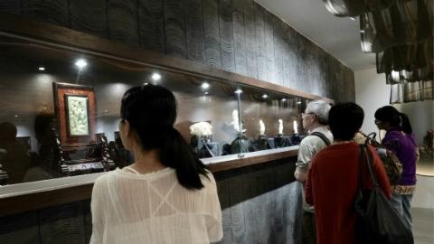 致公党上海市委主办吴德昇玉石雕刻作品展  献礼新中国成立70周年