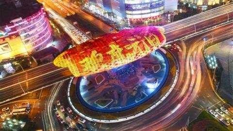 五角场之夜:这可能是上海最年轻的跨年现场