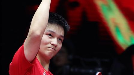 国际乒联公布最新世界排名榜:樊振东重返世界第一