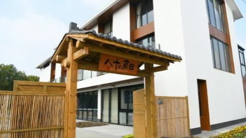 """""""八十八亩田""""中有""""稻梦空间"""":探访松江民宿001号"""