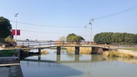 """吴根越角丨东联村:过桥""""走亲戚"""" """"抱团""""谋发展"""