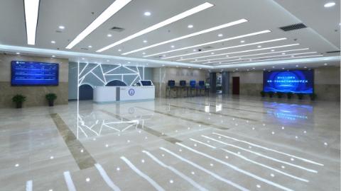 打官司也有科技范 上海海事法院诉讼服务中心全新亮相