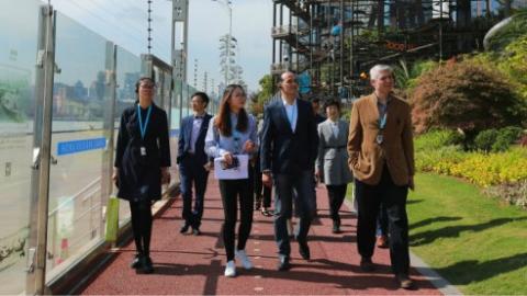 北外滩成为外资企业落地集聚新高地 虹口去年利用外资12.83亿美元、位居上海第二
