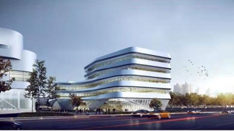 先进制造产业园一期即将竣工,临港新片区·张江科技港首次推介