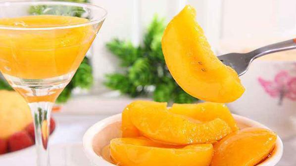 黄桃罐头的魔力