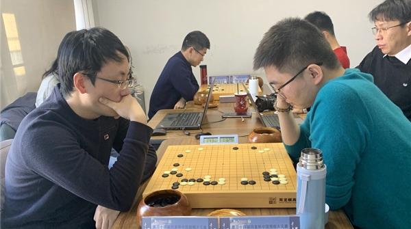 同里杯中国天元赛产生四强 世界冠军杨鼎新范廷钰晋级