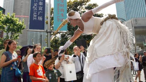 全城有戏 生活美好 文旅休闲消费成上海夜间经济推进力