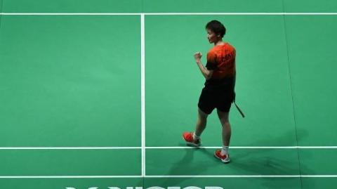 陈雨菲获马来西亚羽毛球大师赛女单冠军