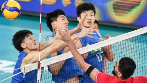 0比3不敌伊朗无缘东京奥运 中国男排复兴之路任重而道远