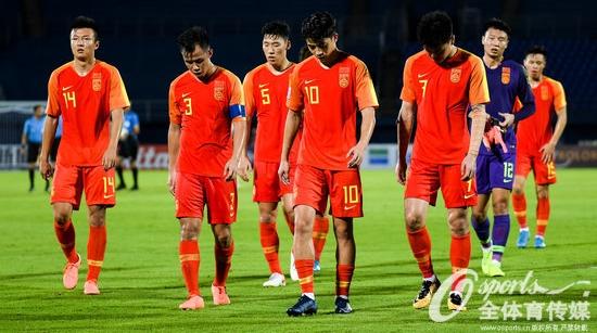 场外音丨急功近利,永远是中国足球的痛