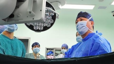 """术后5年生存率达63% 肿瘤医院推食管癌治疗""""上海方案"""""""