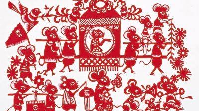 """【网络述年】去上海博物馆偶遇瑞鼠财鼠与灵鼠,迎春特展""""灵鼠兆丰年""""今日开启"""