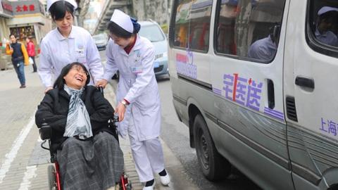 特殊老年群体出行难 政协委员联名提案想办法