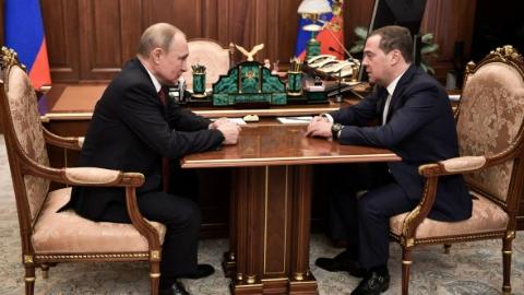 专家:俄政府辞职是为让更多懂经济的人进入内阁