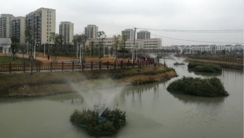 上海劣V类水体比例下降至7.8%