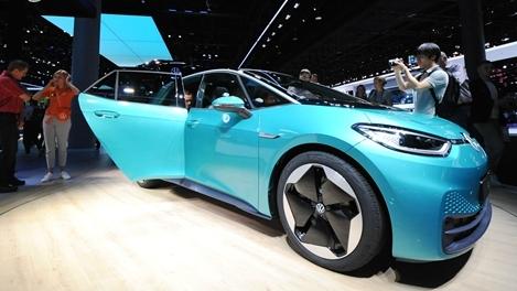 德国去年汽车产量466万辆创新低