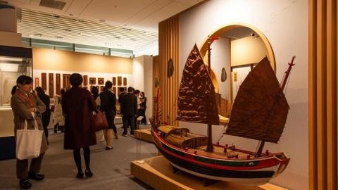 非遗展、皮影戏、猜灯谜……航海博物馆里欢度文化年
