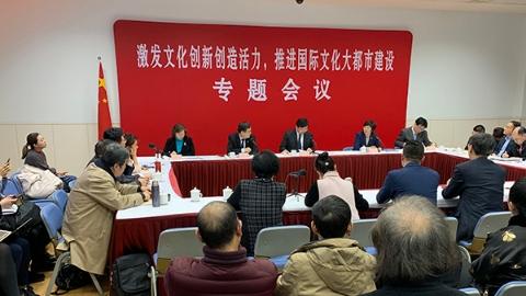 市政协常委金江波:城市公共艺术成为上海文化底蕴与城市特色的重要载体